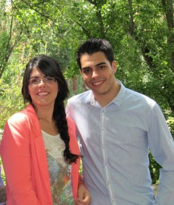Alba López y Mario Pérez - mamicenter.com