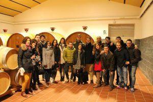 comercio internacional - foto grupal de visita