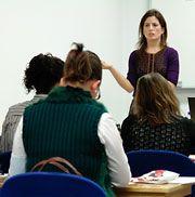 Ofrecer una formación líder es nuestro principal objetivo
