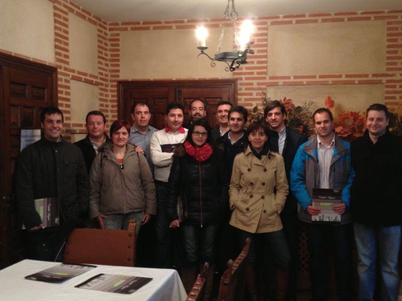 Visita del MBA Executive a Bodega Cuatro Rayas