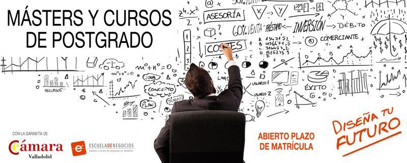 Escuela de Negocios - Diseña tu futuro