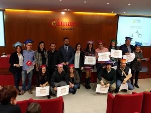 Clausura IV promoción alumnos